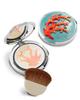 珊瑚光泽蜜粉饼