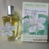 白色茉莉淡香水