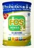 太子乐金装FOS幼儿配方奶粉(3阶段)