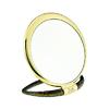 24K璀璨金圆形立镜