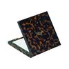 玳瑁纹方型折叠镜