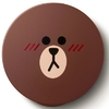 Line Friends布朗熊限量气垫腮红