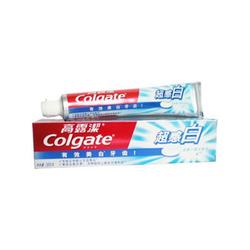 高露洁超感白牙膏