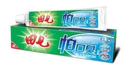 田七怕口臭牙膏