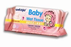 【其他】乖宝润肤乳婴儿柔湿巾