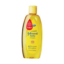 强生婴儿洗发精