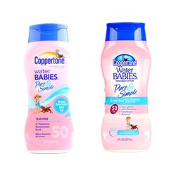 Coppertone防晒乳霜SPF30+