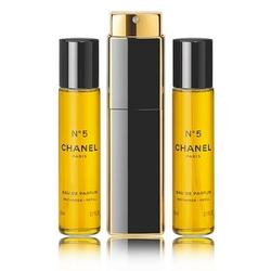 香奈儿五号香水系列香水手袋装可补充式喷装