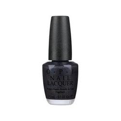 O.P.I黑色指甲油(玛瑙黑T02)
