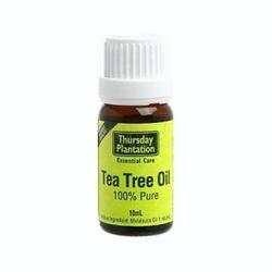 星期四农庄100%天然纯正茶树精油