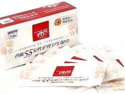 西妮5.5女性护理卫生湿巾