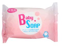 泡泡玉婴幼儿固体嫩肤皂