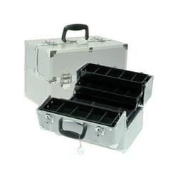 丝芙兰金属色化妆箱
