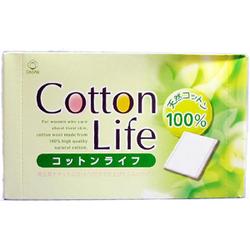 【其他】Cotton Life 100%纯棉化妆棉