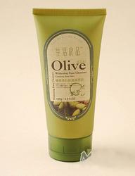生活良品橄榄美白保湿洗面奶