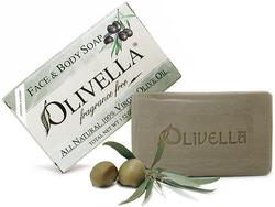 奥莉橄榄油洁肤皂(不含香料)
