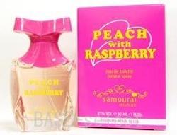 阿兰德龙水果香气之桃子木莓