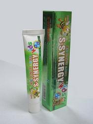 圣洁兰蜂胶乳酸锌儿童牙膏