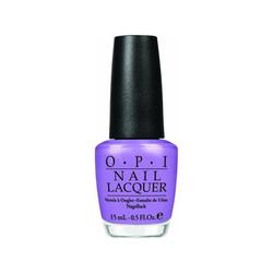 O.P.I指甲油浆紫色(维多利亚最爱夜晚的林肯公园 漆光)