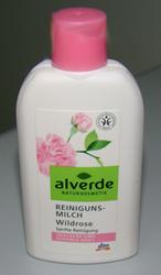 alverde野玫瑰洁面乳