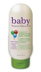 阿瓦隆天然有机宝宝清爽润肤乳