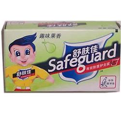 舒肤佳儿童香皂