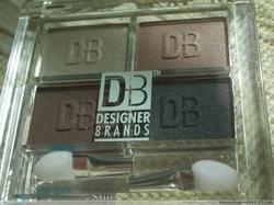 DB四色眼影盘