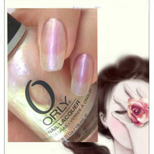 ORLY指甲油(珍珠丝光荧紫盛放)