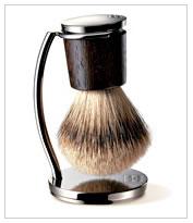 帕尔玛之水纯獾毛剃须刷