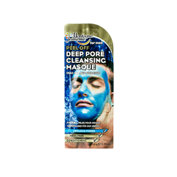 深层清洁毛孔剥离式男士面膜