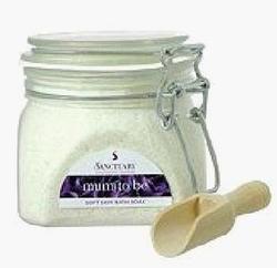 圣活泉怀孕母亲专用柔肤沐浴盐