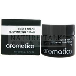 Aromatica玫瑰橙花赋活滋养霜