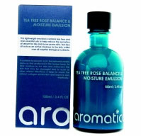 Aromatica茶树玫瑰平衡保湿乳