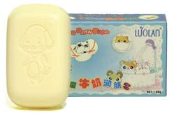 【其他】罗兰儿童牛奶香皂