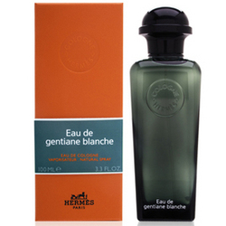 爱马仕Eau de Gentiane Blanche雪白龙胆古龙水
