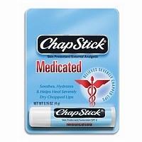 Chap Stick药润唇膏