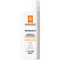 Anthelios45 Ultra-Light Fluid for Face