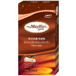 玛贝拉脱毛蜡纸(HC-07 巧克力精华型Chocolate)