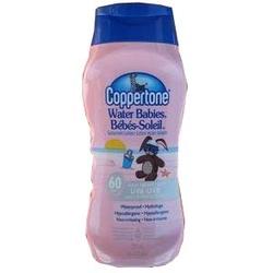 Coppertone水宝宝婴幼儿防水防晒霜SPF60