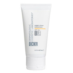 DCLNew Super Sheer Sunscreen SPF 50+ PA+++