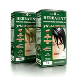 Herbatint天然染发剂