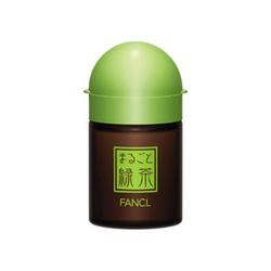 FANCL绿茶粉末携带盒