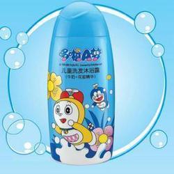 【其他】多啦A梦儿童洗发沐浴露