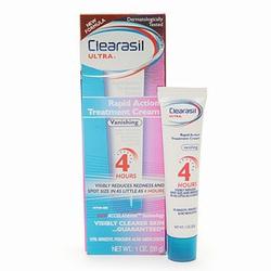 Clearasil强力4小时速效祛痘霜