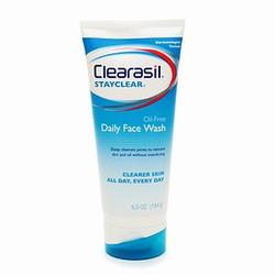 Clearasil无油深层每日洁面乳