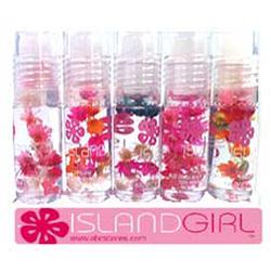 【其他】Island Girl迷你滚珠水果香甜润唇油