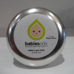 Babies Only宝宝天然发蜡