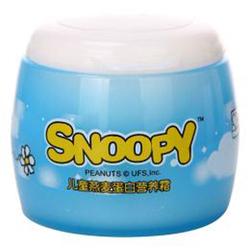史努比儿童燕麦蛋白营养霜