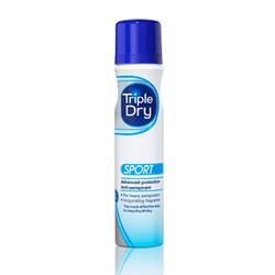 Triple Dry运动止汗剂