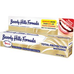 Beverly Hills Formula自然白牙膏金装